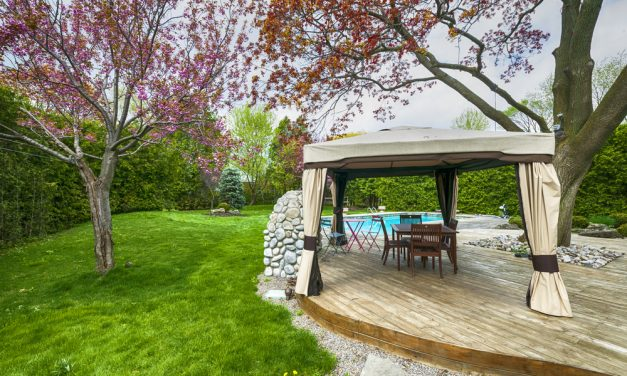 Patios, Pergolas, and Gazebos. Oh, My!
